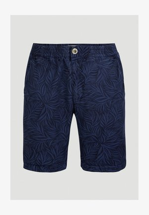 LEAVE NOW - Shorts - blue print