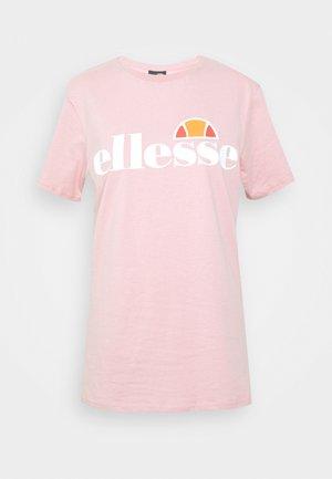ALBANY - T-shirts print - pink