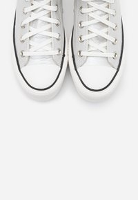 Converse - CHUCK TAYLOR ALL STAR LIFT - Zapatillas altas - silver/egret/black