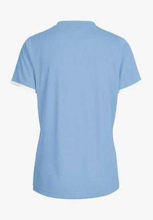 CORE SS - Print T-shirt - argentina blue pr