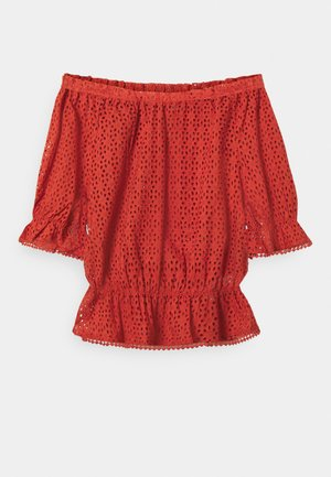 IMMILA - Blouse - etruscan red