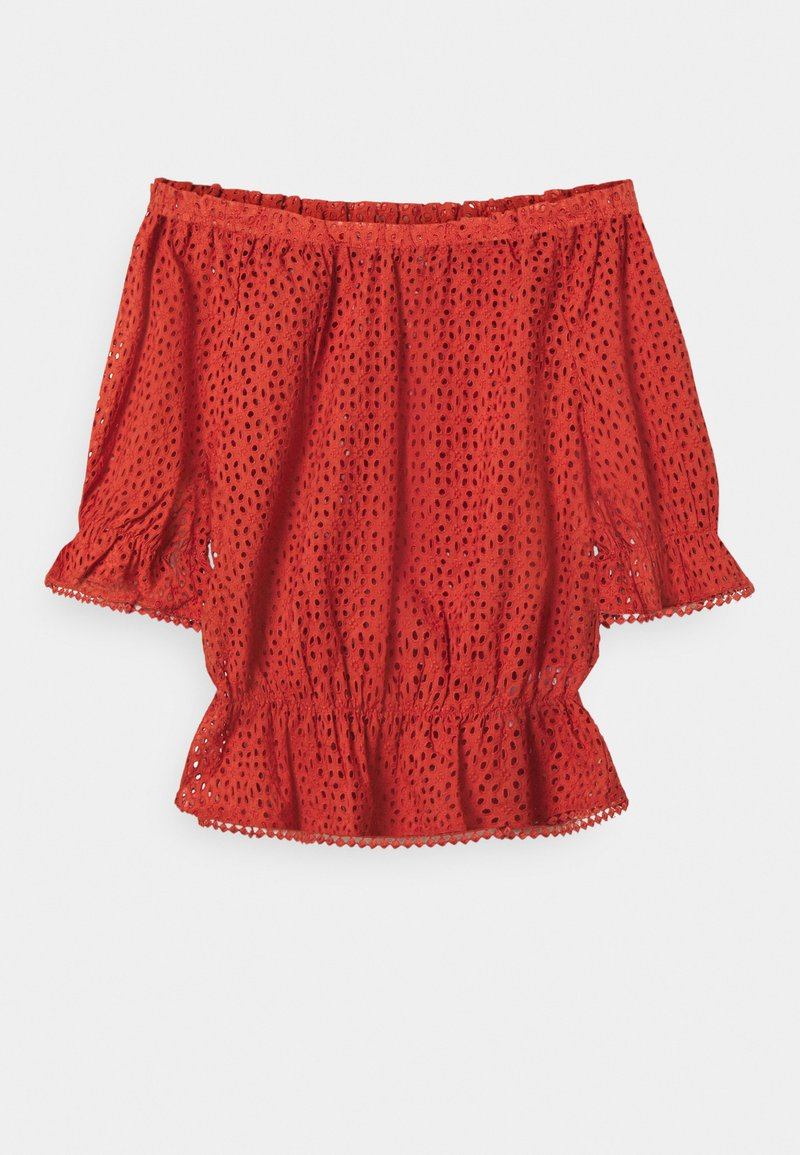b.young - IMMILA - Blouse - etruscan red