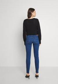 Lee - SCARLETT - Jeans Skinny - dark aya - 2