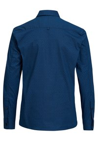 WE Fashion - MET DESSIN - Overhemd - dark blue - 3