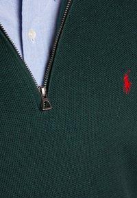 Polo Ralph Lauren - LONG SLEEVE  - Jersey de punto - scotch pine heath - 4