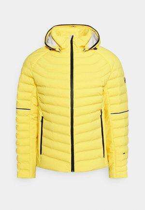 RUVEN - Ski jas - yellow