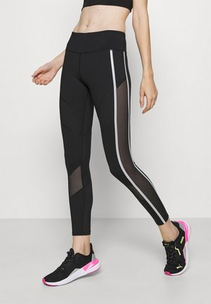 BONDED SEAMS LEGGING - Collant - black