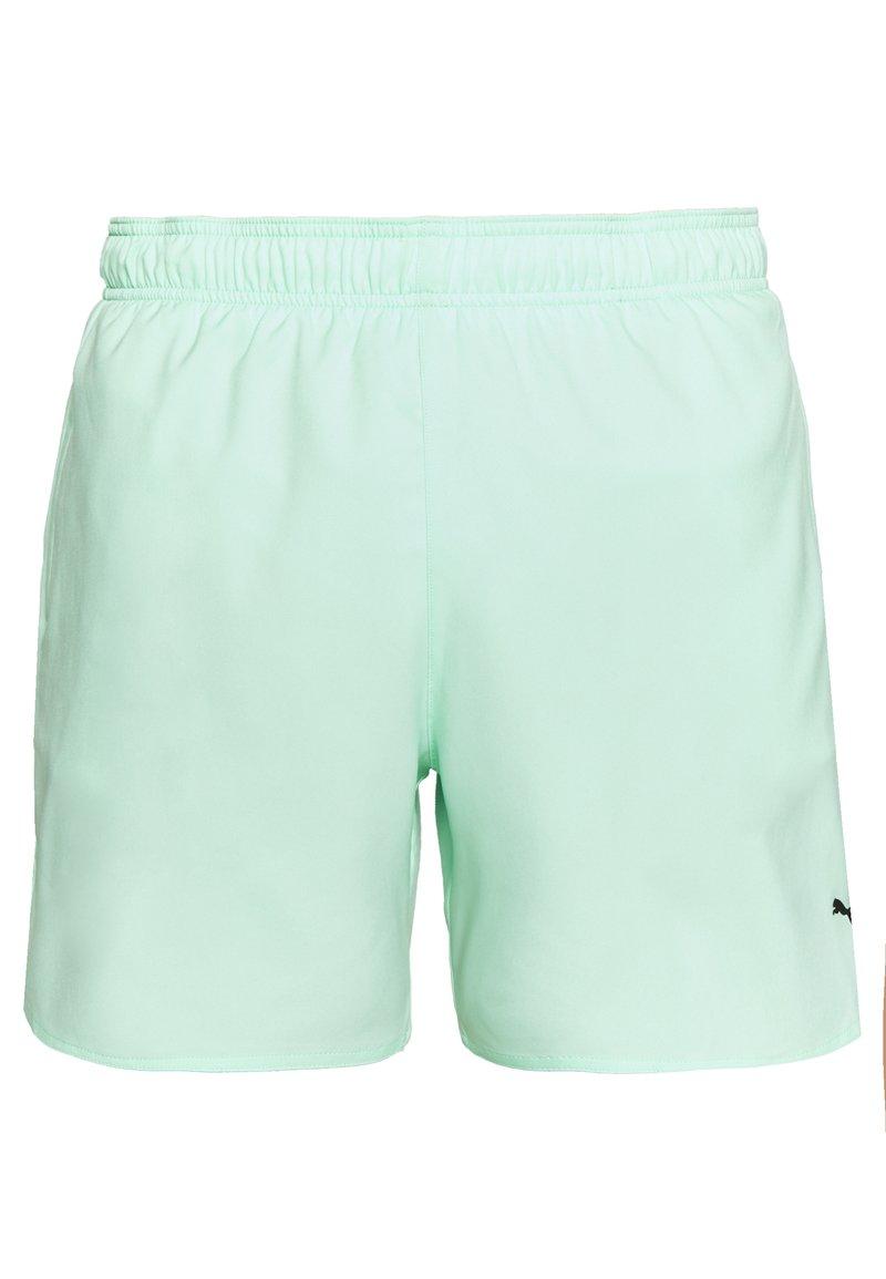 Puma - SWIM MEN MEDIUM - Swimming shorts - mint