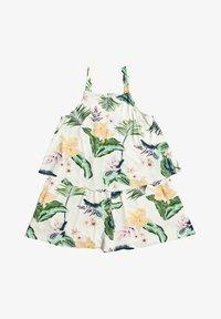 Roxy - FAVORITE SONG - Jumpsuit - snow white large praslin - 0