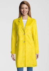 Rino&Pelle - MANTEL BABICE - Short coat - yellow - 0
