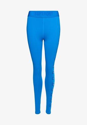 Leggings - vibrant blue