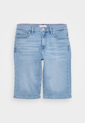 VENICE SLIM BERMUDA - Denim shorts - alex