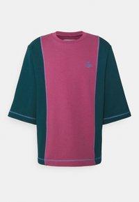 Vivienne Westwood - SLOUNGE - Sweatshirt - green/pink - 4