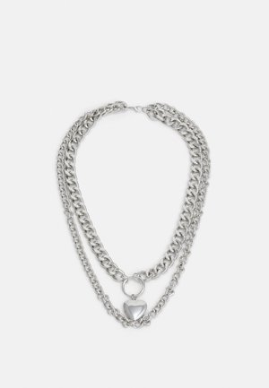 NECKLACE UNIEX - Ketting - silver-coloured