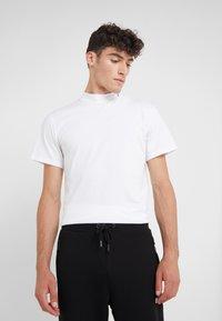 KARL LAGERFELD - PANTS - Pantalon de survêtement - black - 3