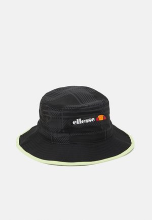 BORLIA BUCKET HAT UNISEX - Hatt - black