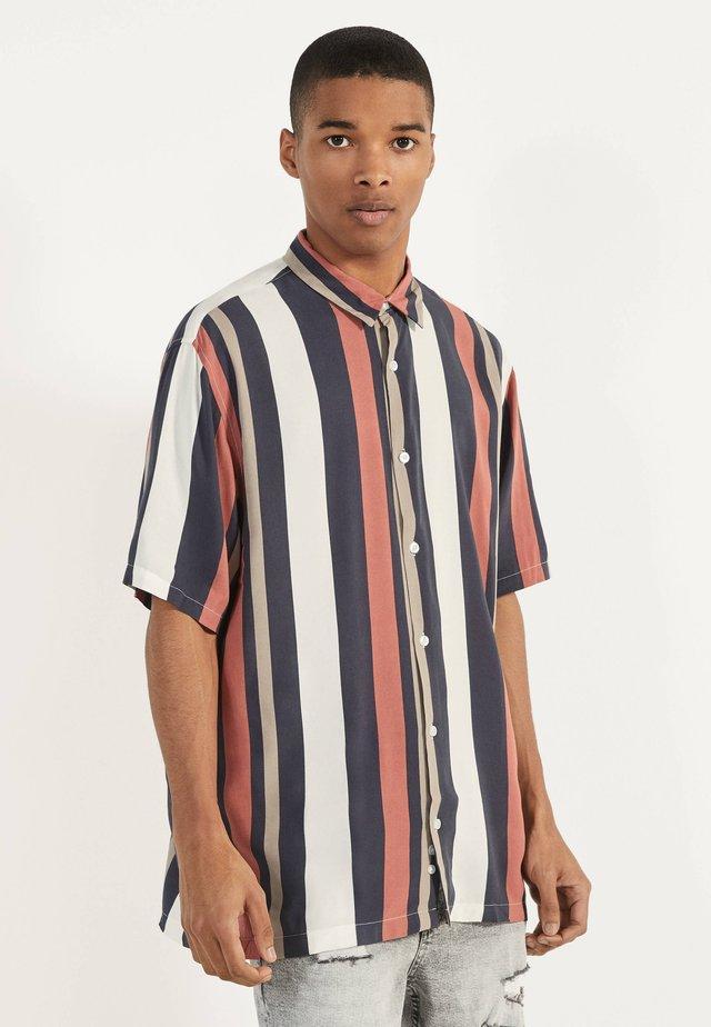 MIT PRINT  - Shirt - orange