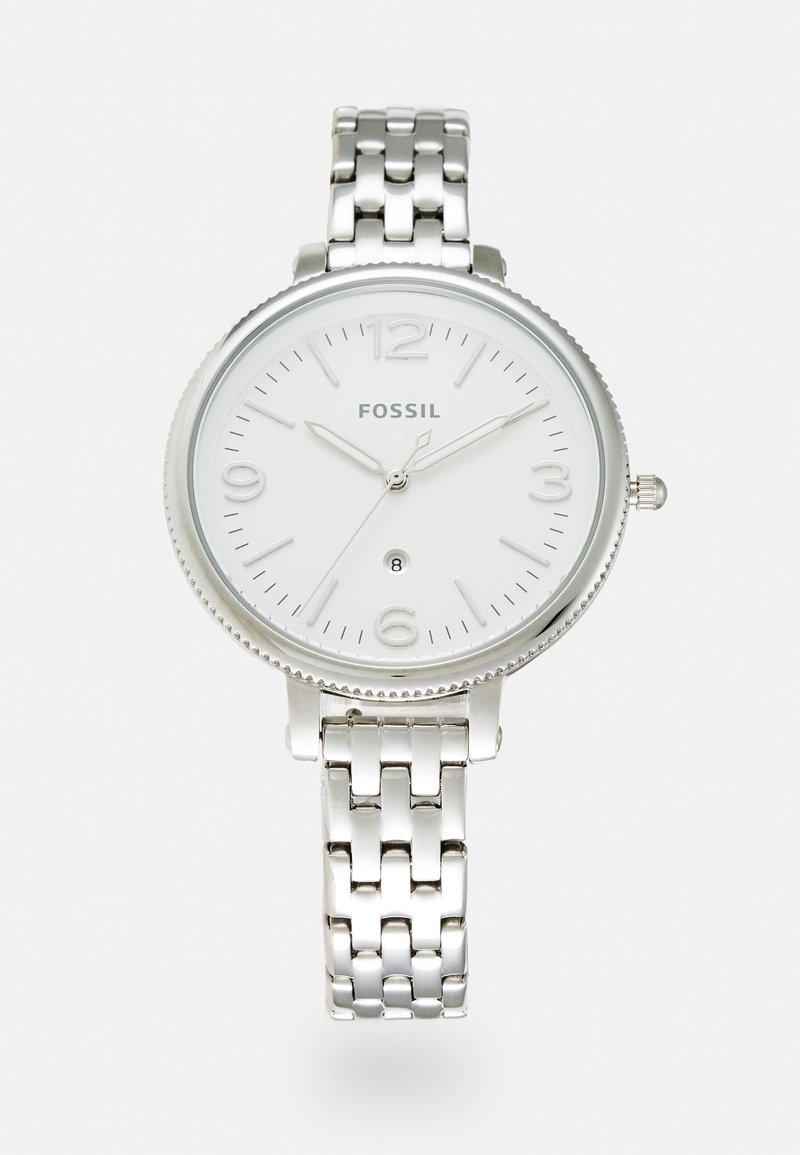 Fossil - MONROE - Watch - silver-coloured