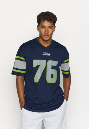 NFL SEATTLE SEAHAWKS ICONIC FRANCHISE SUPPORTERS - Club wear - navy