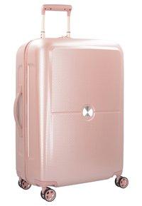 Delsey - TURENNE - Wheeled suitcase - light pink - 4