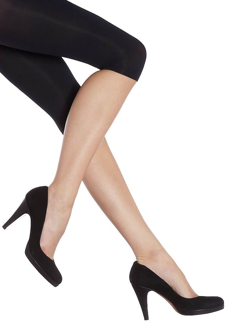 FALKE - Leggings - Stockings - marine