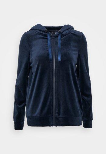 VMATHENA - Zip-up sweatshirt - navy blazer