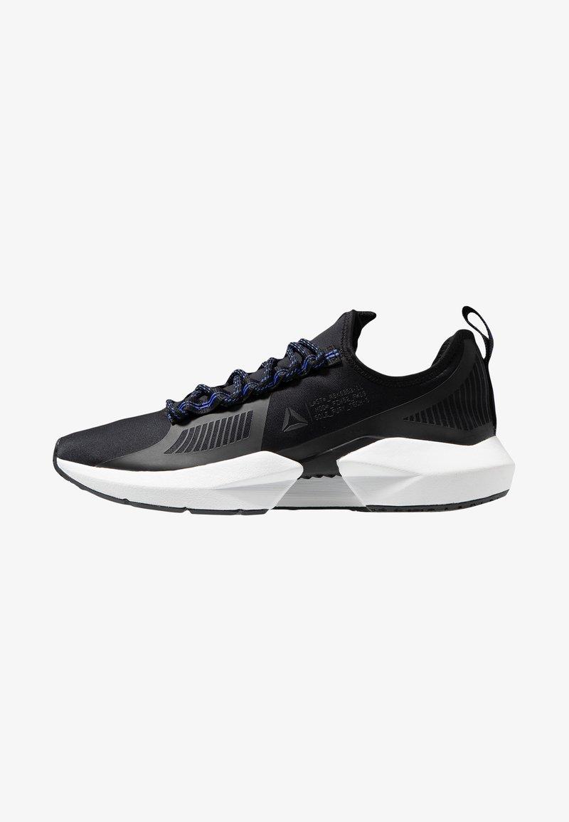 Reebok - SOLE FURY TS - Zapatillas de entrenamiento - black/white