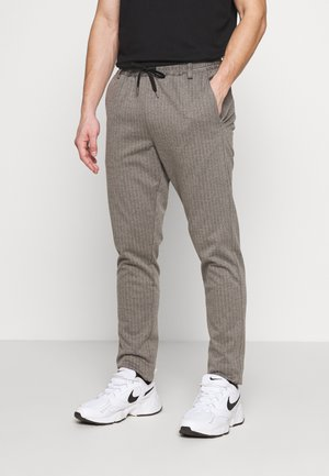 BUDDY PANTS - Bukser - grey