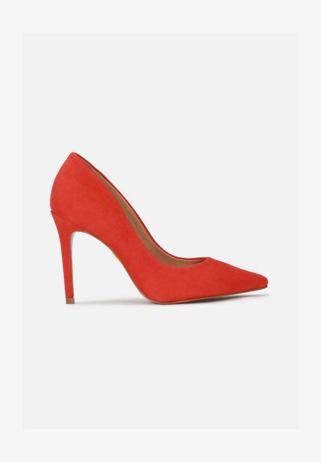 PETUNIA - Zapatos altos - red