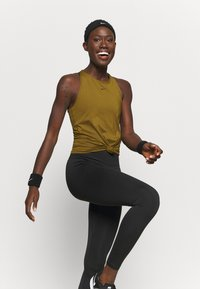 Nike Performance - TANK ALL OVER  - Funktionsshirt - olive flak - 3