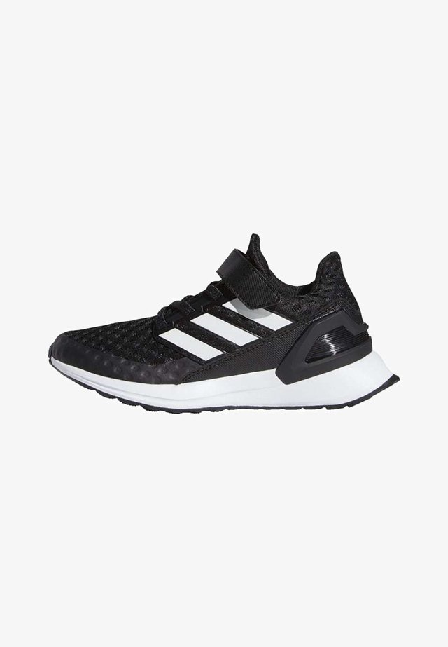 RAPIDARUN UNISEX - Obuwie do biegania treningowe - black
