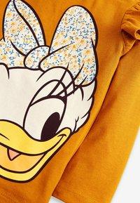Next - DISNEY DAISY LONG SLEEVE T-SHIRT - Long sleeved top - orange - 2