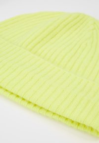 CLOSED - Bonnet - fluo yellow - 5