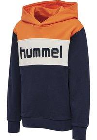 Hummel - MORTEN  - Hættetrøjer - carrot - 2