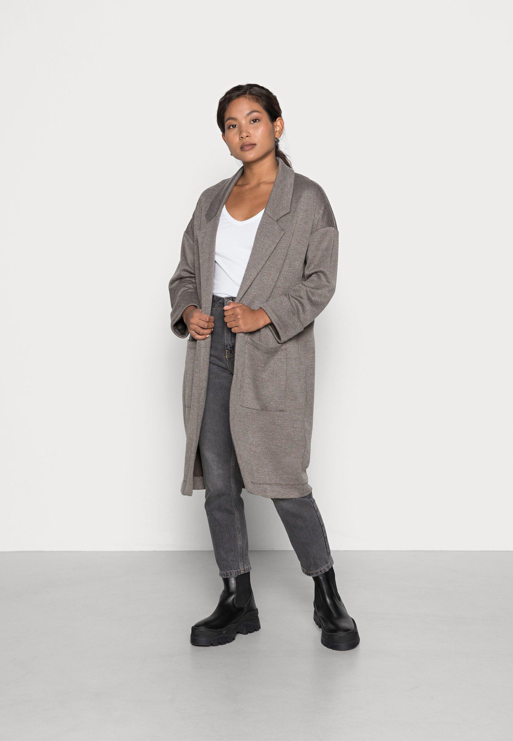 Damer PCDORITA COATIGAN NOOS - Klassisk frakke