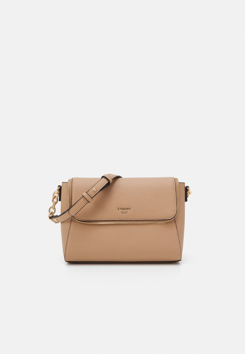 Dune London - DOROTHEY - Across body bag - camel