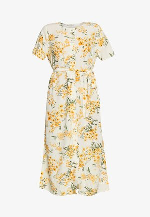 ONLFLORIA LONG DRESS - Vestido informal - cloud dancer