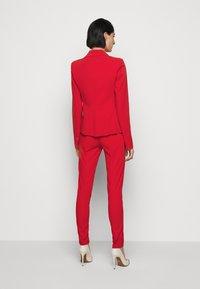 Patrizia Pepe - HIGH FIT - Blazer - red - 2