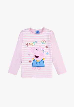 PEPPA PIG - Long sleeved top - pink lady