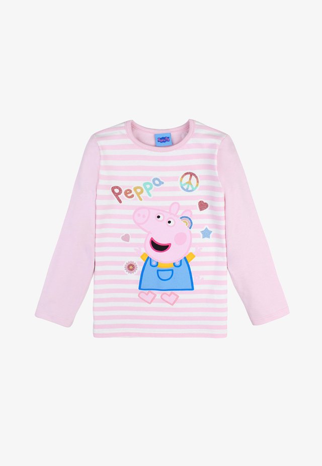 PEPPA PIG - Long sleeved top - pink lady