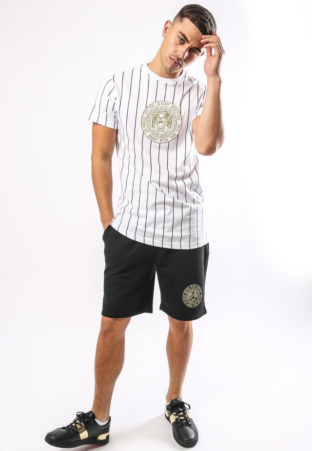 ROAR-TOUR T-SHIRT - T-shirt print - white