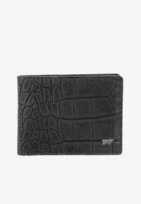 Braun Büffel - LISBOA  - Wallet - asphalt - 0