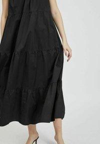 Vila - Maxi dress - black - 4