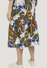 TOM TAILOR - Day dress - multicolor botanical design - 4