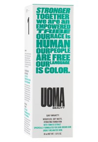 UOMA - SAY WHAT?! FOUNDATION - Foundation - t2n black pearl - 2