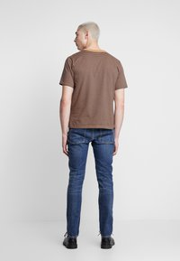 Nudie Jeans - LEAN DEAN - Slim fit -farkut - indigo shades - 2