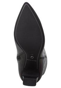 Tamaris - High heeled boots - black - 5