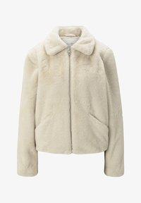 TOM TAILOR DENIM - Winter jacket - dusty beige - 5