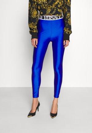 PANTS - Leggings - blue