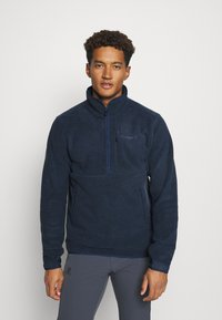 Norrøna - WARM HALFZIP  - Fleece jumper - grey - 0